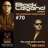 YVES EAUX in the mix for Mambo Radio Ibiza