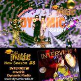Les Envahisseurs New Season #8   INTERVIEW on Dynamic Radio