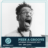 Peek A Groove 5th August 2017