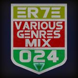 ER7E - Various Genres Mix #024