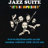 dj sighers jazz suite on www.rhythmradio.co.uk