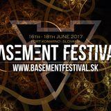 BASEMENT FESTIVAL 2017 PROMO MIX