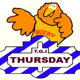 Karl DJ Buzby's TGI Thursday Show - Colne Radio 6pm to 8pm Thursday 16th October 2014