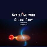 Black Hole Twisting Spacetime - SpaceTime S22E35