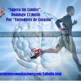"""""""Supera tus Límites"""", Programa 23 de """"Corredores de Corazón"""", 12 de octubre del 2014."""