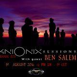 Ben Salem-Ani Onix Sessions Guest Mix [19. August 2016]  -TM-Radio