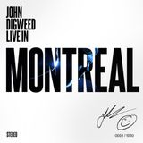 JOHN DIGWEED - LIVE IN MONTREAL - CONTINUOUS MIX 5
