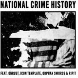 Icon Template @ National Crime History Release Party - Magasin 4 Brüssel - 02.06.2017