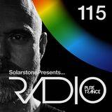 Solarstone presents Pure Trance Radio Episode 115