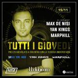 MAX DE NISI - 11CLUB ROOM ELEVEN MILANO DJ SET