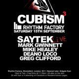 Rhythm Factory Session / August 2012