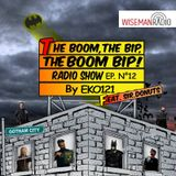 """#""""the boom, the bip, the boom bip!"""" - puntata #12 - ospite speciale: Sir Donuts"""