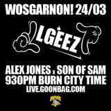 WOSGARNON! w/unclenevs - 24/03/2015 - M16 #27 LGEEZ