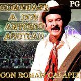 Capitulo 12 - Homenaje a Don Antonio Aguilar