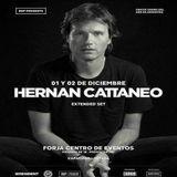 Hernan Cattaneo - Live @ Cordoba, Argentina 01.12.2017
