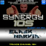 The Jammer - Synergy 2015 Podcast 06 Feat. Black Marvin [EPISODE 105]