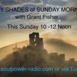 50 Shades of Sunday Morning on www.soulpower-radio.com
