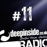 DEEPINSIDE - Soulful House Station #11