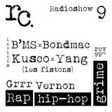 Grime Session #0 w/ B'MS, Bondmac, Kusko, Yang - 11 juin 2016