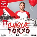 Podcast October 2016 Chique Tokyo (London)