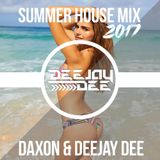 Daxon & Deejay Dee - House Summer Mix 2017