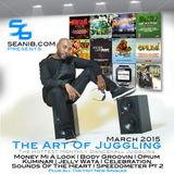 Seani B's Dancehall Art Of Juggling March 2015