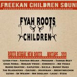 AFREEKAN CHILDREN - FYAH ROOTS CHILDREN MIX 2013