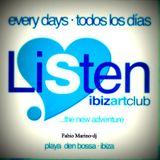 IBIZArtCLUB October 1, 2015 mixed by Fabio Marino-dj