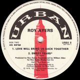 Roy Ayers - Love Will Bring Us Back Together (A Pied Piper Bootplate)
