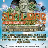 DUBIX - Dj set @ SON LIBRE Festival (26/06/15)