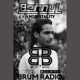 BENNY L Exclusive Guest Mix on the Brum & Bass show with Danny de Reybekill (15/02/2018)