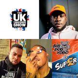 The UK TakeOver Show 2019 Episode 17 With DJ Biggoss | Icon | Kayah |& Guests BigDogYogo & Super
