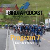 Program 7: Tour de France II