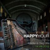 Happy Hour Live by Woofer and Oleg Uris 14.08.2019