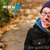 The Guest List, Jamie from The Observatory, 11/06/15
