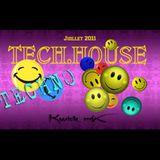 Kwick mix news 07 / 2011 - TechHouse TECHNO
