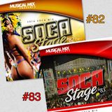 DJ Musical Mix - Soca Stage 82 And 83 (2 Hour Soca Mix)