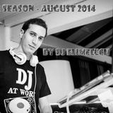 Summer Season - August 2014 By DJ Elimelech Volume #17