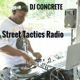 DJ Concrete Stuck In The 90's Pt 2 Street Tactics Radio 12/30/15