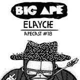 Big Ape - Apecast 018 - Elayche