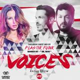 Voices #12 (Exclusive Guestmix - Plastik Funk)