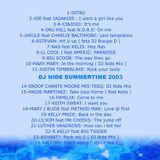 DJ NIDE RNB 2003