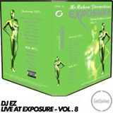 DJ EZ - Live at Exposure - vol 8