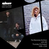 Rinse FM - Guest Mix for The Menendez Brothers