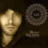 Stas Drive - Live Mix @ Loft 4.22, St.Petersburg , Russia