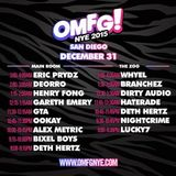 OMFG! NYE SD 2015 Live Mix