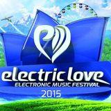 Tiësto - Live @ Electric Love Festival 2015 (Austria) Full Set