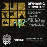 H.O.S.H. live @ Diynamic In The Jungle (BPM Festival 2016) – 13.01.2016 [FREE DOWNLOAD]