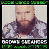 Global Dance Session Week 21 2016 Cheets With Brown Sneakers