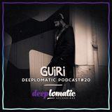 Deeplomatic Recordings - Guiri - Podcast 20 - 08/03/16